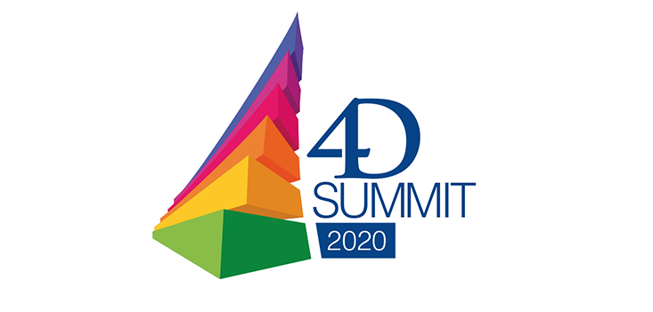 4D Summit 2020 digitální zážitek