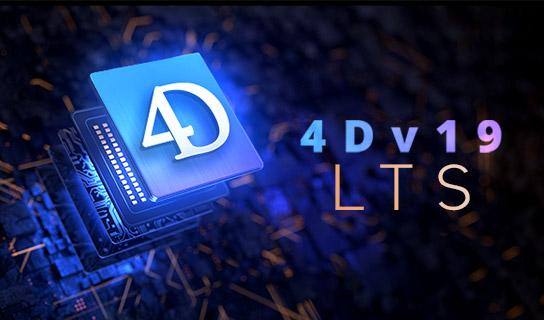 4D v19 posouvá budování obchodních aplikací do nové výšky