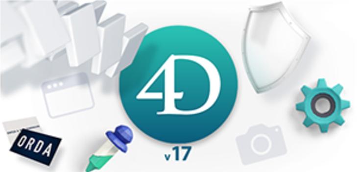 Nové v 4D v17